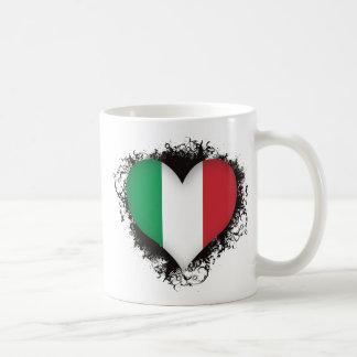 Amor Italia del vintage I Taza