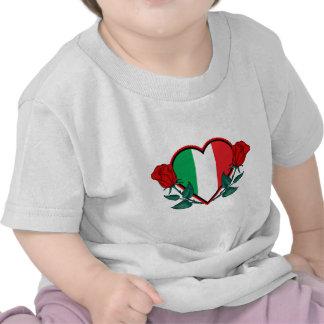 Amor Italia Camiseta