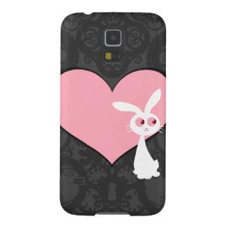 Amor IV del conejito de Shiro Carcasa Galaxy S5