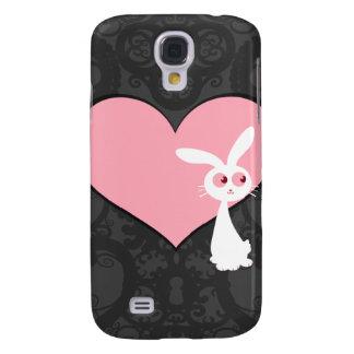 Amor IV del conejito de Shiro Funda Samsung S4