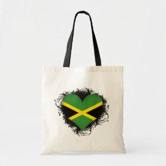 Amor Jamaica del vintage I Bolsa
