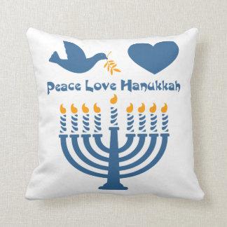 Amor Jánuca de la paz Almohadas