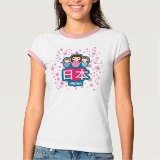Amor Japón Remera