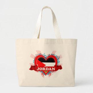 Amor Jordania del vintage I Bolsa