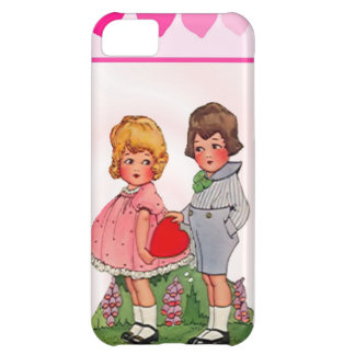 Amor joven funda para iPhone 5C