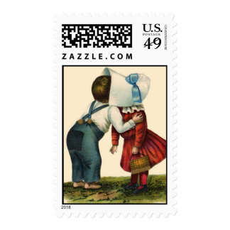 Amor joven sello