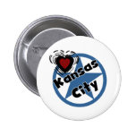 Amor Kansas City Pins