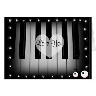 Amor Keys_ Tarjeta Pequeña