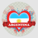 Amor la Argentina del vintage I Etiqueta