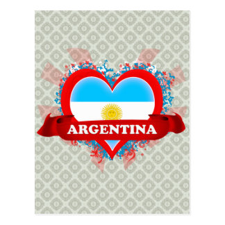 Amor la Argentina del vintage I Tarjetas Postales