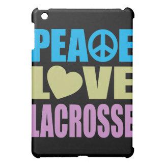 Amor LaCrosse de la paz