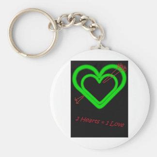 Amor - Liebe Llavero Personalizado