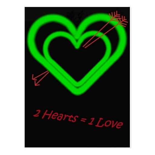 Amor - Liebe Postales