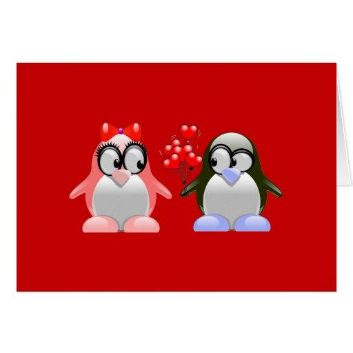 amor lindo de las tarjetas del día de San Valentín