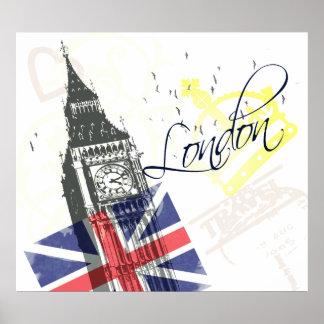 Amor Londres Poster