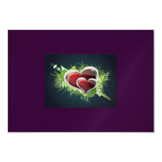 Amor Love Custom Announcements