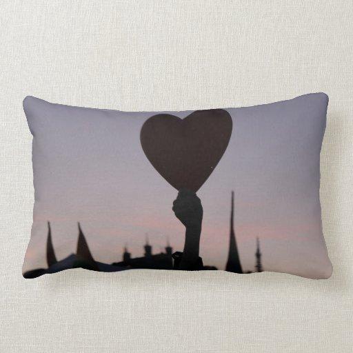 amor Lyon pillow Cojín