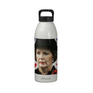 Amor Maggie de Margaret Thatcher I Botellas De Beber