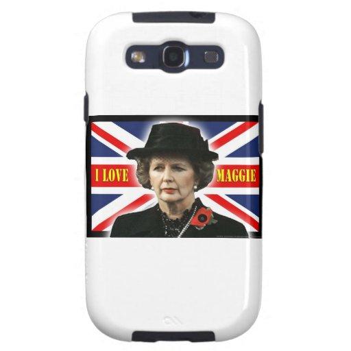 Amor Maggie de Margaret Thatcher I Galaxy S3 Cobertura