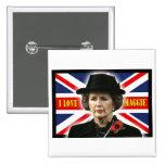 Amor Maggie de Margaret Thatcher I Pin