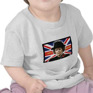 Amor Maggie de Margaret Thatcher I Camisetas