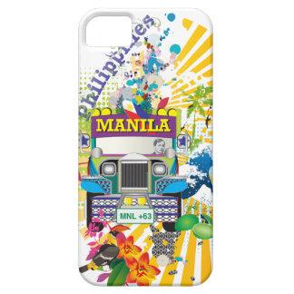Amor Manila, Filipinas Funda Para iPhone SE/5/5s