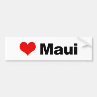 Amor Maui Pegatina Para Auto