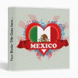 "Amor México del vintage I Carpeta 1"""