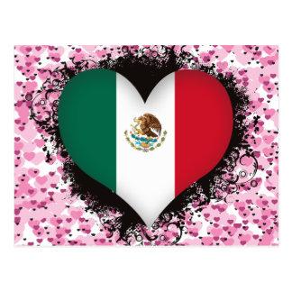 Amor México del vintage I Tarjeta Postal