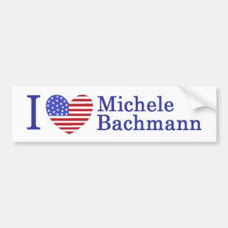 Amor Micaela Bachmann de Micaela Bachmann I Pegatina Para Auto