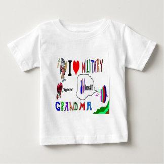 Amor militar de la abuela polera