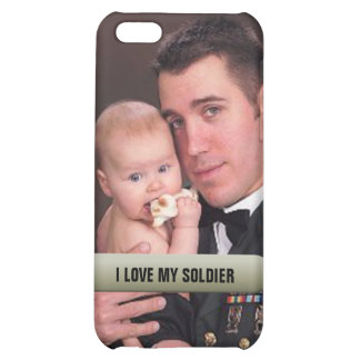 Amor militar del héroe I mi personalizado Camo de