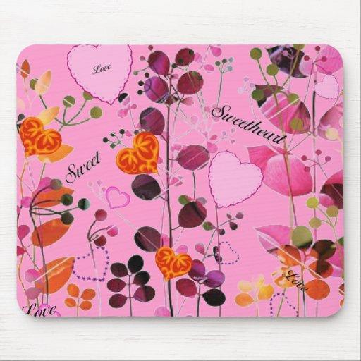 Amor Mini-Placemat/Mousepad Mousepad