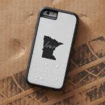 Amor Minnesota Funda Para iPhone 6 Tough Xtreme