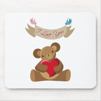 Amor Mouse Pad