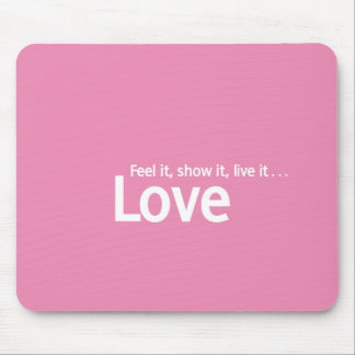 Amor Mouse Pads