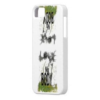 Amor nadie iPhone 5 fundas