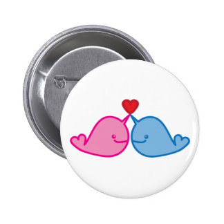amor narwhal pin