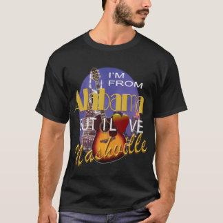 Amor Nashville de la camiseta oscura de los