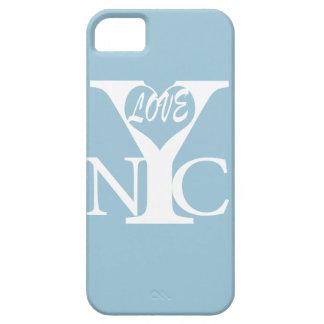 Amor New York City 2015, w iPhone 5 Case-Mate Funda