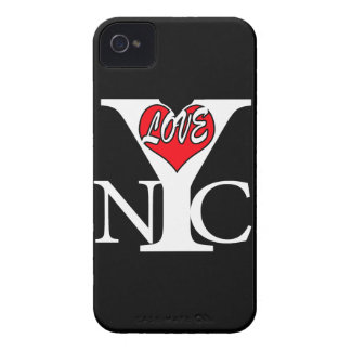 Amor New York City, rwb iPhone 4 Coberturas
