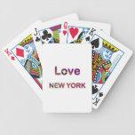 AMOR NewYork Nueva York Barajas