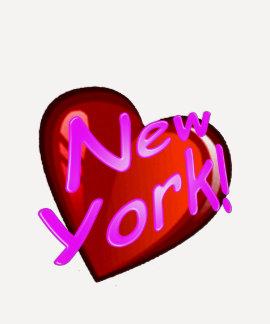 Amor Nueva York Camisetas