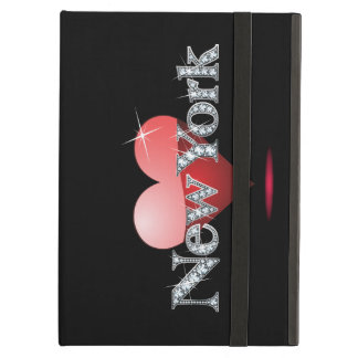 "Amor Nueva York ""diamante Bling """