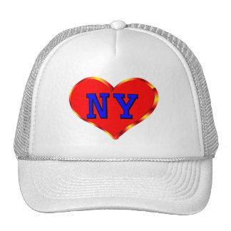 Amor Nueva York Gorras