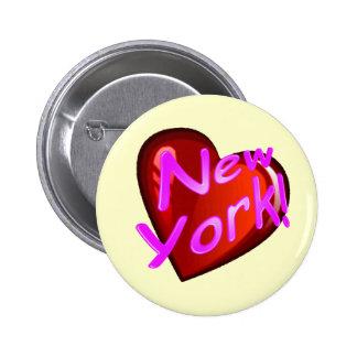 Amor Nueva York Pin