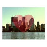 Amor Nueva York Postal