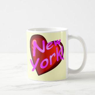 Amor Nueva York Taza De Café