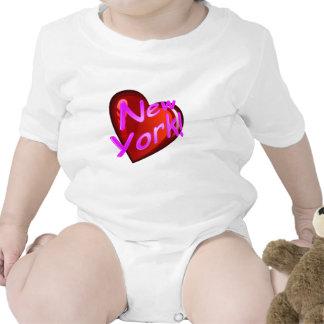 Amor Nueva York Trajes De Bebé