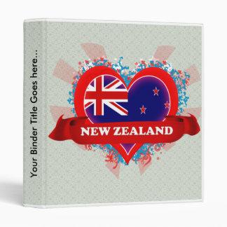 Amor Nueva Zelanda del vintage I